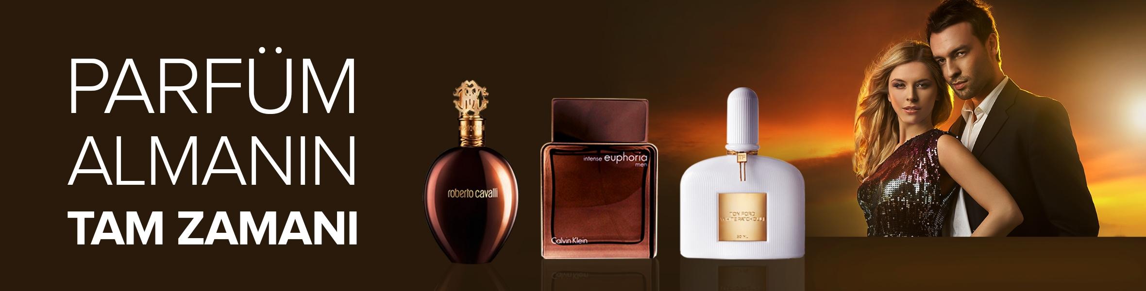 Parfüm Almanın Tam Zamanı
