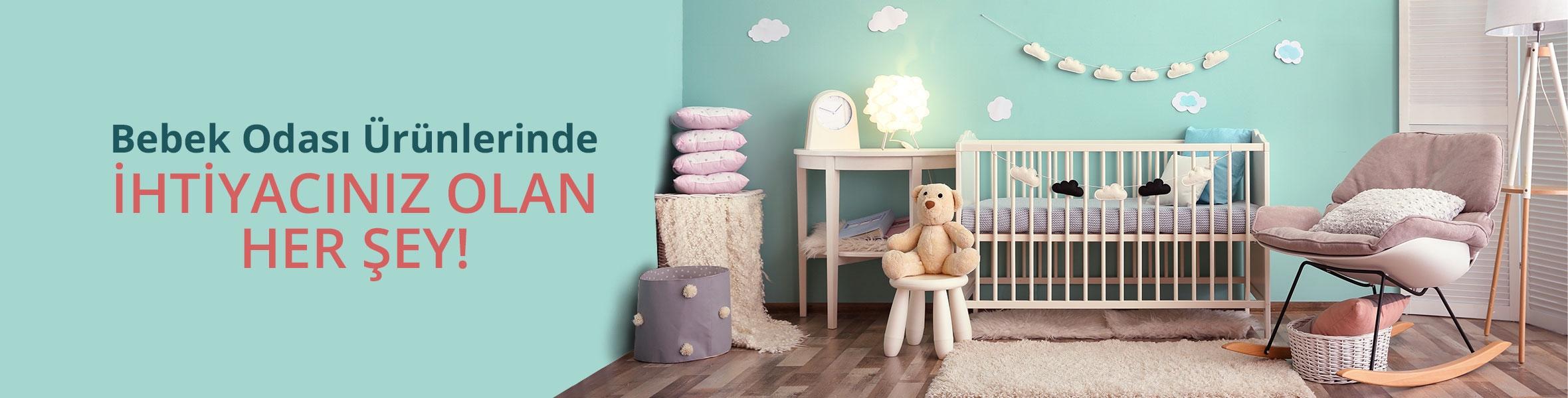 Bebek Odası Kampanyası
