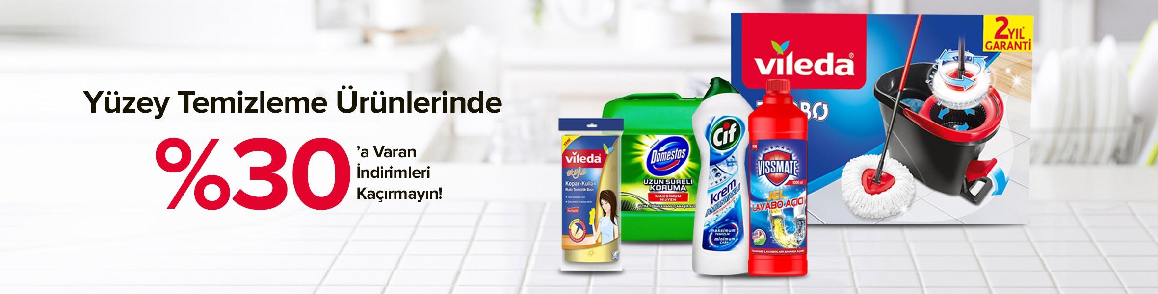 Yok Böyle Fiyat Yüzey Temizleme Kampanyası