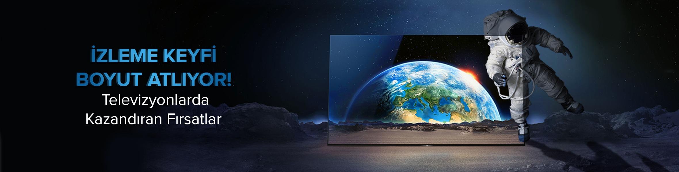 Televizyonlarda Kazandıran Fırsatlar