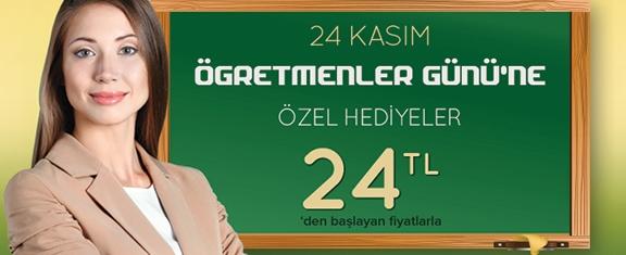 Öğretmenler Günü Kampanyası