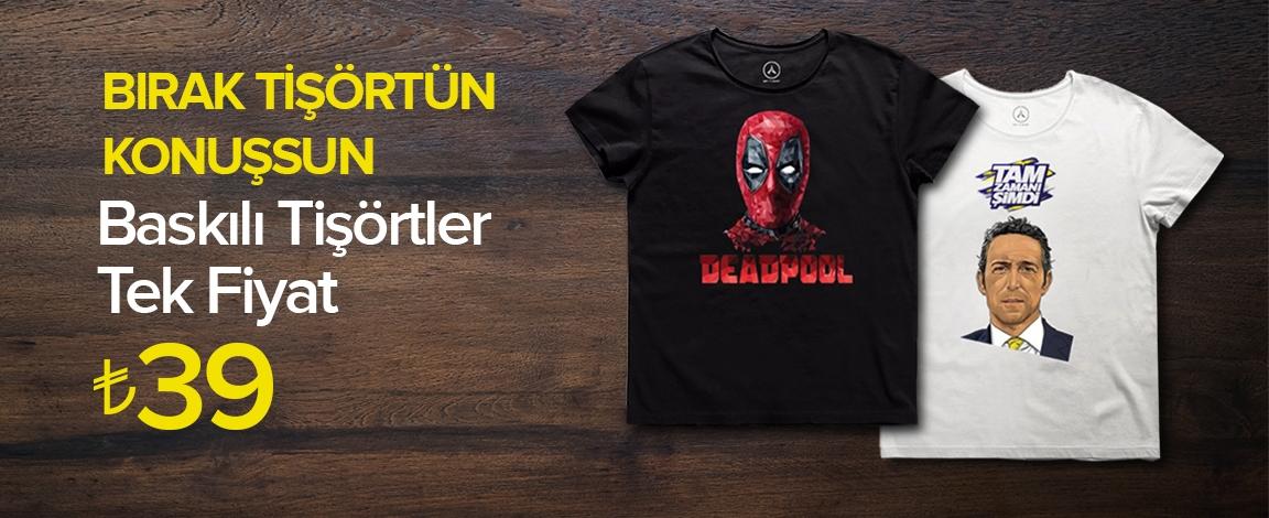Bırak Tişörtün Konuşsun