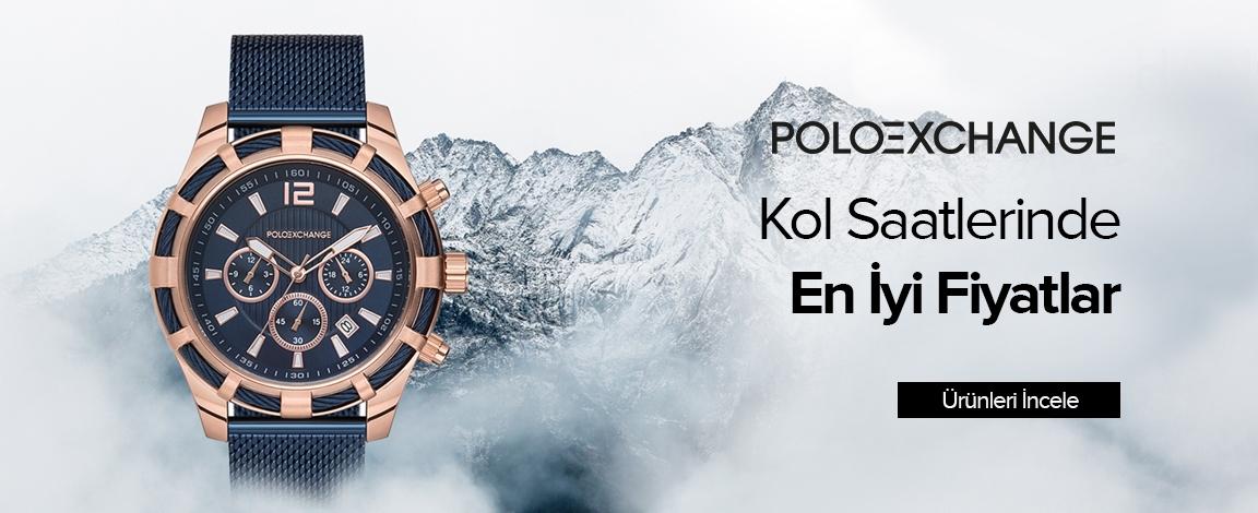 Polo Exchange Kol Saatlerinde En İyi Fiyat