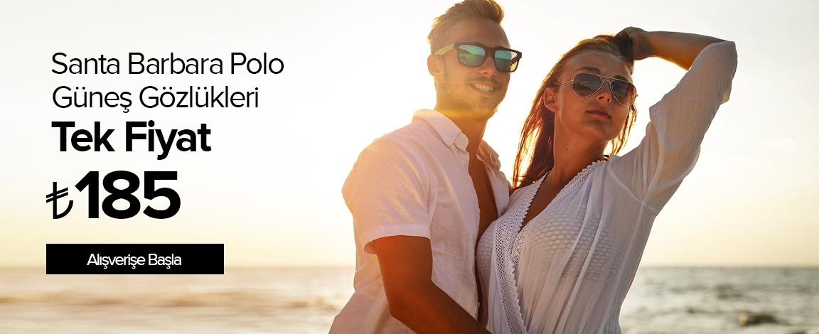 Santa Barbara Polo Güneş Gözlükleri Tek Fiyat !