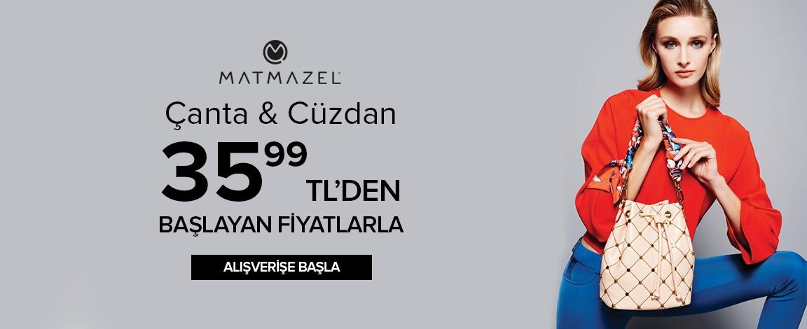 Matmazel Çanta & Cüzdan 35.99 TL