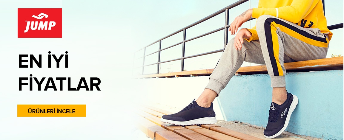 Jump Ayakkabılarda En İyi Fiyatlar