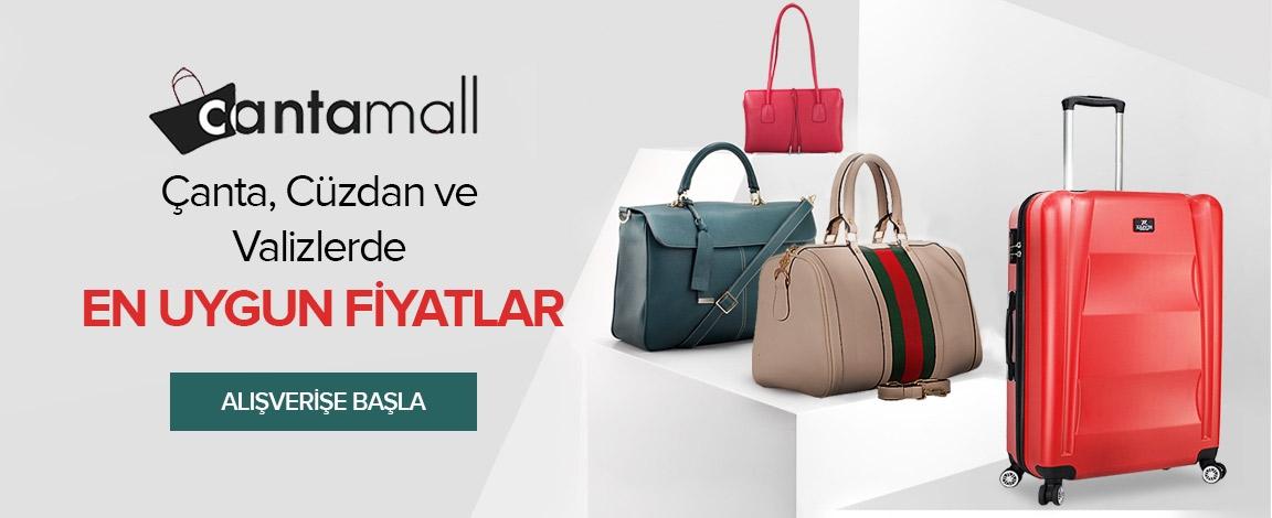 Çanta, Cüzdan ve Valiz için En Uygun Fiyatlar Çantamall