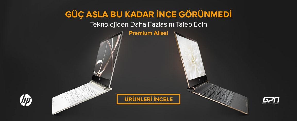 HP Premium Serisiyle Premium Keyif