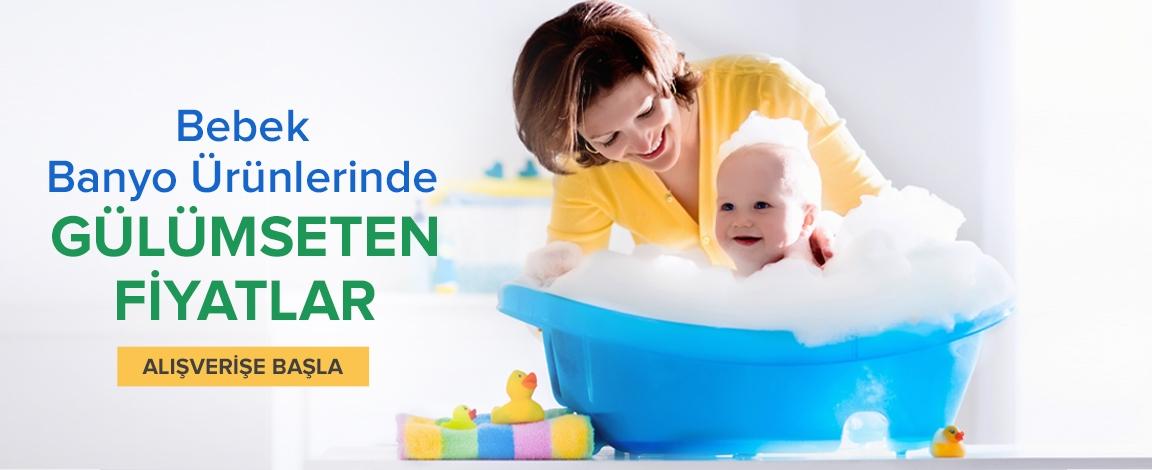Bebeğinizin İlk Banyo İhtiyaçları