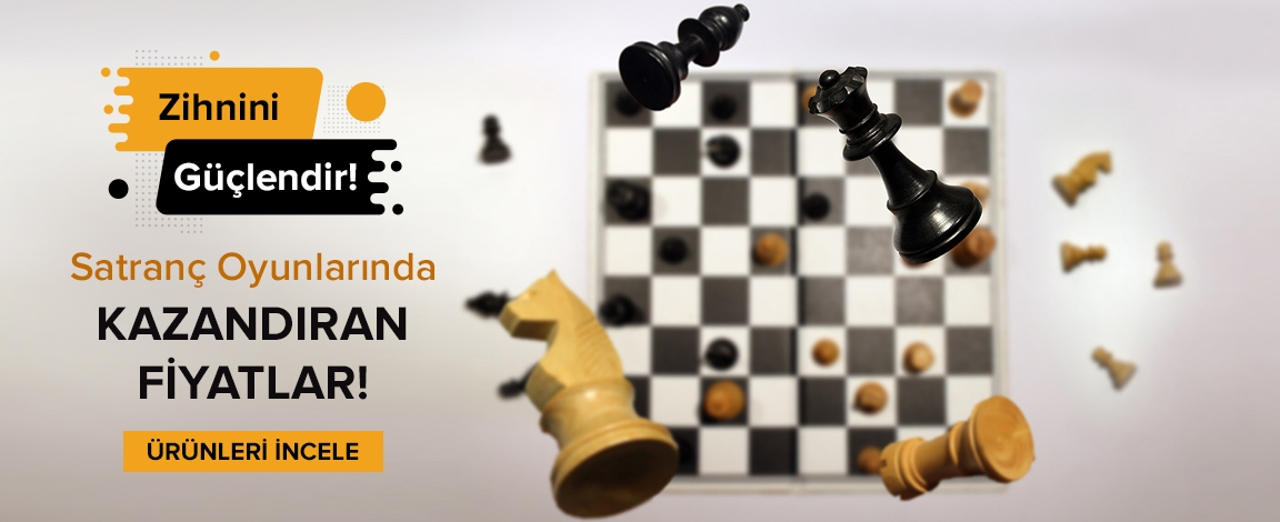 Satranç Oyunlarında En İyi Fiyatlar