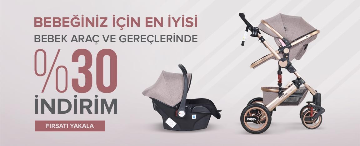 Bebek  Araç Gereç En Popüler Ürünler
