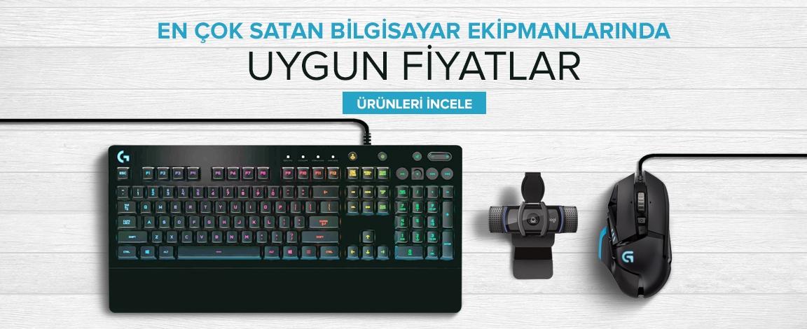 Mouse Klavye Webcam Kampanyası