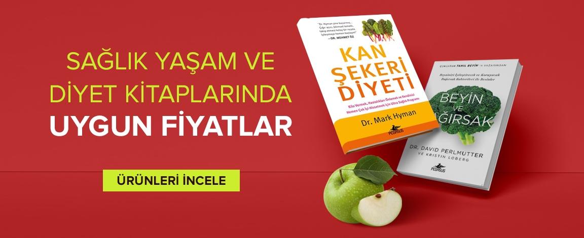 Sağlık Yaşam ve Diyet Kitaplarında Uygun Fiyatlar