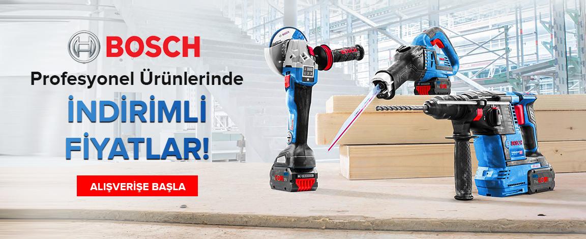 Bosch Profesyonel Ürünler Sizlerle