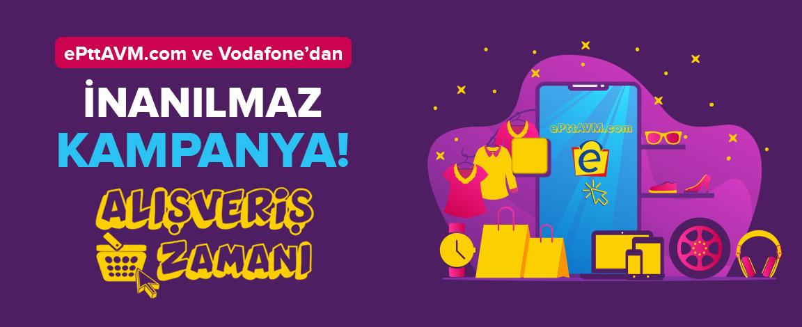 Vodafone Özel Kampanya !
