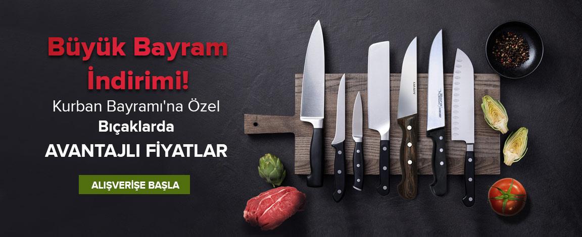 Kurban Bayramına Özel Bıçaklarda Avantajlı Fiyatlar