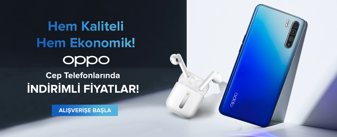 Oppo Cep Telefonlarında Özel Fiyatlar