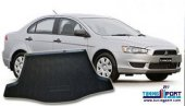 MITSUBISHI LANCER Sedan 2008 > Bagaj HAVUZU SİYAH