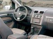 VW TOURAN 2003>  11 PARÇA TORPİDO KAPLAMASI KARBON