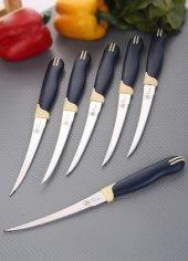Lazerli 6lı Sebze Bıçakları