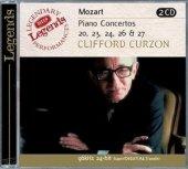 Clıfford Curzon Mozart Pıano Concertos Nos 20,23,24,26 And 27