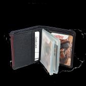 4042 Model Granit Deri Kredi Kartlıklı Cüzdan-2