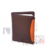 4042 Model Granit Deri Kredi Kartlıklı Cüzdan-3