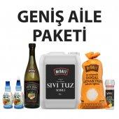 Kaynaktan Sıvı Tuz - Yemek Paketi