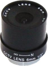 4mm Sabit Lens 3mk