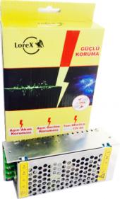 Lorex Lr Gucsw10 12v 10a Metal Kasa Kamera Led Adaptörü