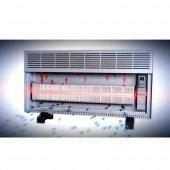 Vigo Dijital 2500 Watt Beyaz Elektrikli Panel Konvektör Isıtıcı EPK4590E25B-6
