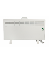 Vigo Dijital 2000 Watt Beyaz Elektrikli Panel Konvektör Isıtıcı EPK4590E20B