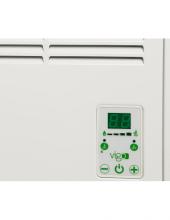 Vigo Dijital 2000 Watt Beyaz Elektrikli Panel Konvektör Isıtıcı EPK4590E20B-2