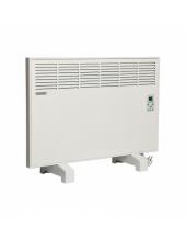 Vigo Dijital 1000 Watt Beyaz Elektrikli Panel Konvektör Isıtıcı EPK4570E10B-2