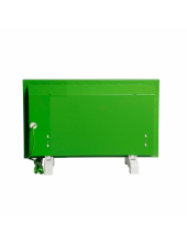 Vigo Dijital 2000 Watt Yeşil Elektrikli Panel Konvektör Isıtıcı  EPK4590E20Y-2