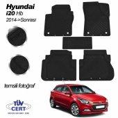 Image Hyundai İ20 2014 Oto Paspas Seti Siyah