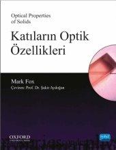 KATILARIN OPTİK ÖZELLİKLERİ - Optical Properties of Solids