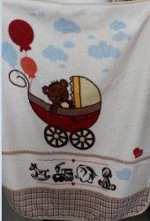 özdilek Baby Car Bebek Battaniyesi