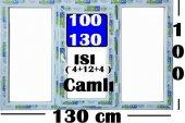 100 X 130 Isı Camlı Pencere