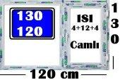 130 X 120 Isı Camlı Pencere