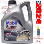 Mobil Super 2000 X1 10w 40 4litre Benzinli...