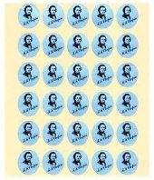 Chopin Portreli Sticker