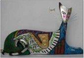 Notalı Yatan Kedi Biblosu