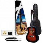 TENSON Akustik Gitar Set