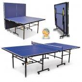 Dynamic Delux İndoor Masa Tenisi Masası 2 Raket 3 Top ve Ağdemir Hediyeli