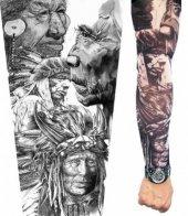 Özel Tasarım kızıldereli Giyilebilir Dövme