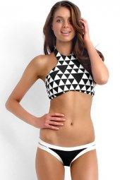 Özel Tasarım Tankini Bikini