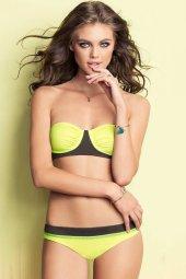 Sarı Özel Tasarım Bikini
