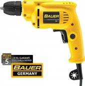 Bauer Power Tools 550 Watt Hız Ayarlı Darbesiz Vidalama Matkap