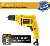 Bauer Power Tools 550 Watt Hız Ayarlı Darbesiz Vidalama Matkap-2
